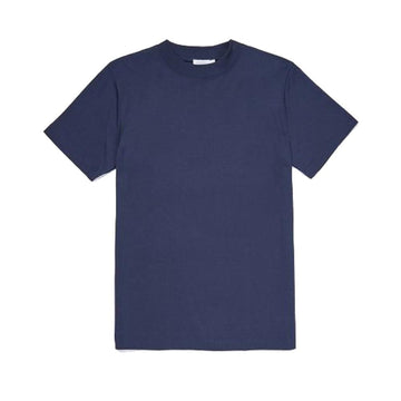Mock Turtle T-Shirt Navy