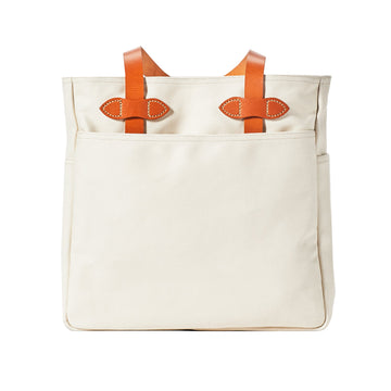 Tote Bag W/Out Zipper Natural