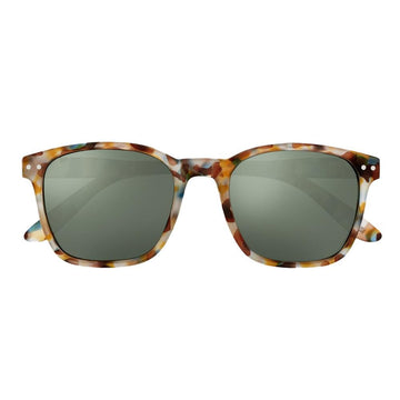 Nautic Blue Tortoise Green Polarized Lenses