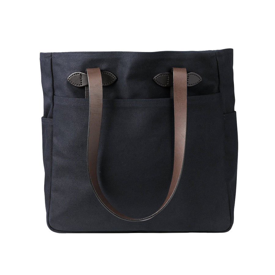 Tote Bag W/Out Zipper Navy