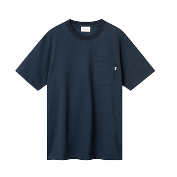 Bobby Pocket T-Shirt Navy