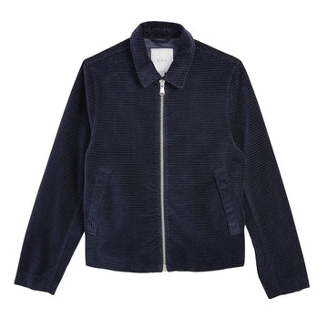 AW20 Jacket Connor Cord Navy