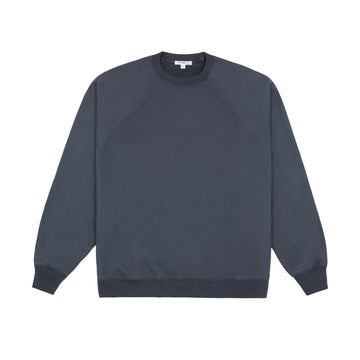 Heavyweight Raglan Sweatshirt Night Grey