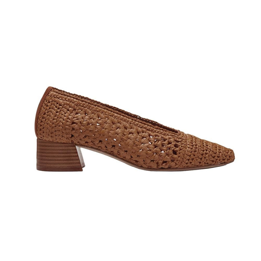 Noa Brown Midheel Brown