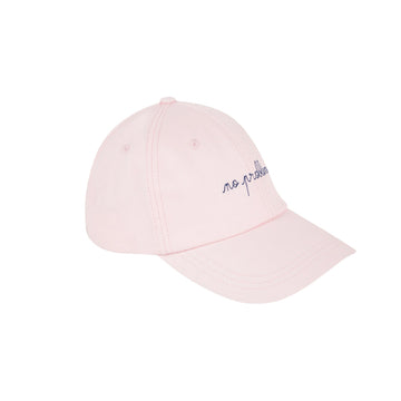 Classic Cap No Problemo English Pink OS