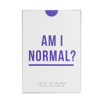 Card Game : Am I Normal