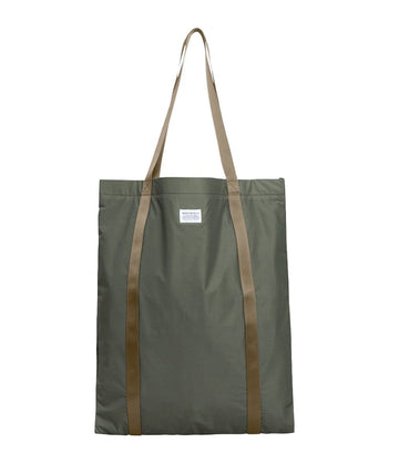Norse Projects Ripstop Tote Dried Olive