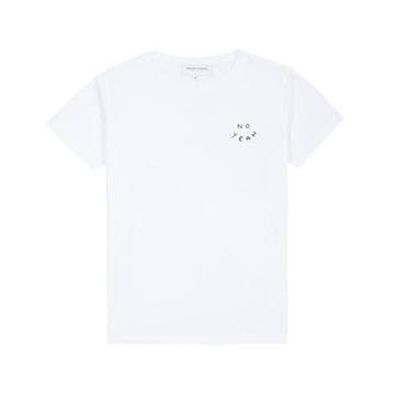 Heavy Tee No Yeah White (men)