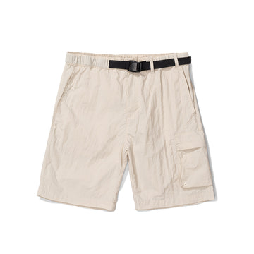 Luther Packable Short Oatmeal