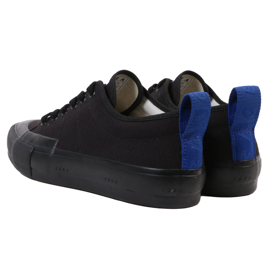 Terra Canvas Low Wrap Toe Black/Black