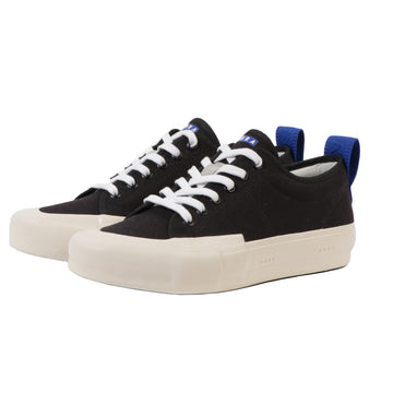 Terra Canvas Low Wrap Toe Black/Off White