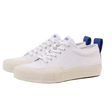 Terra Canvas Low Wrap Toe White/Off White