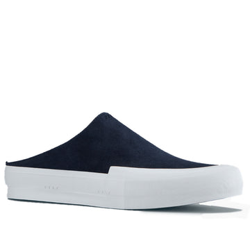 Mule Wrap Light Suede Navy (men)