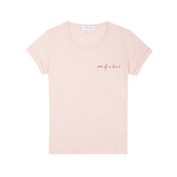 Classic Tee One Of A Kind Heather Pink (women)