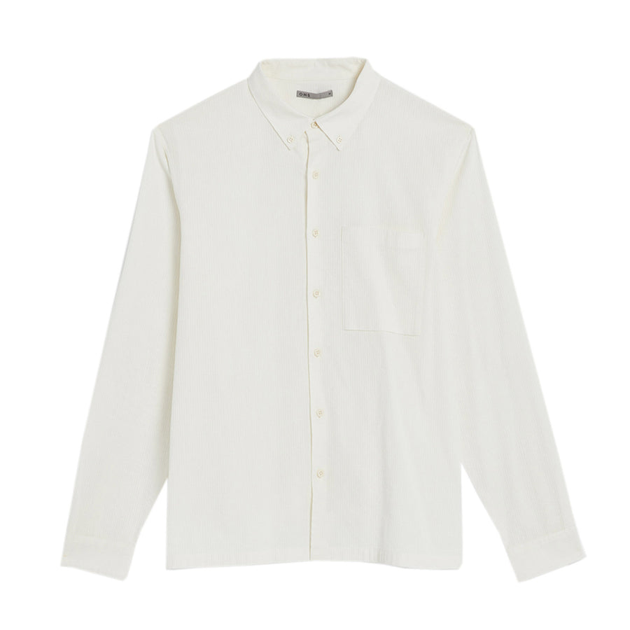 Vance Lightweight Shirt LS White