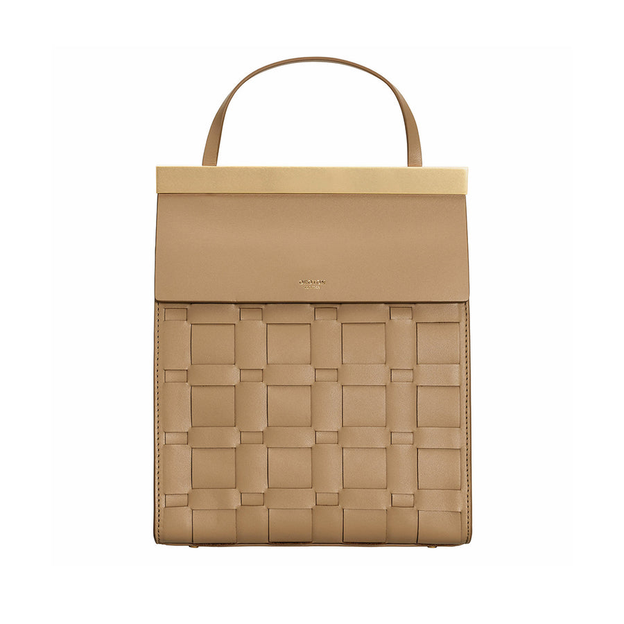 Jerome Woven Day Bag Khaki OS