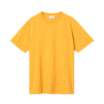 Bobby Pocket T-Shirt Orange
