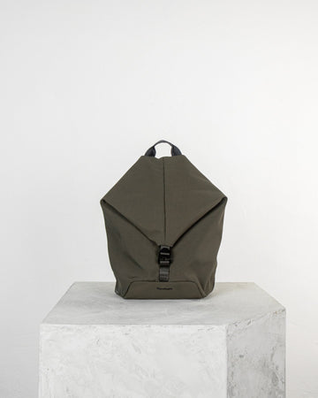 Bags Origami Backpack Green