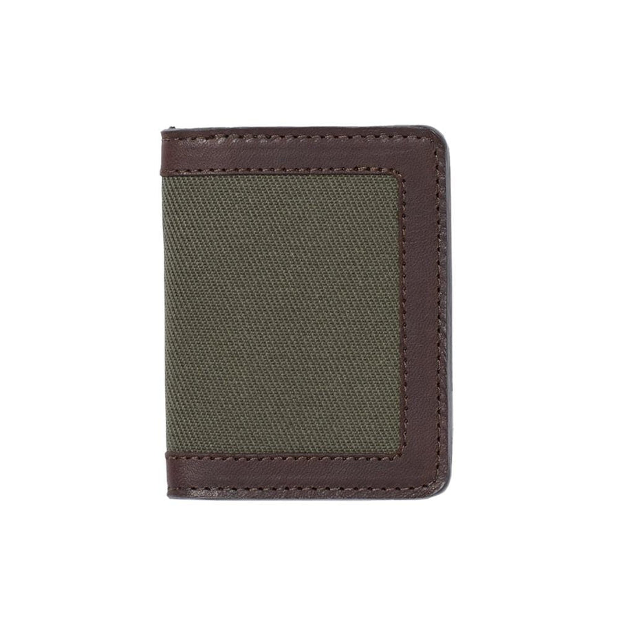 Outfitter Card Wallet Otter Green OS