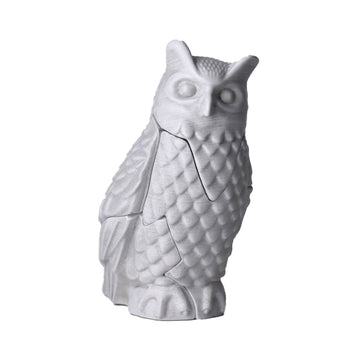 Small Owl (White)