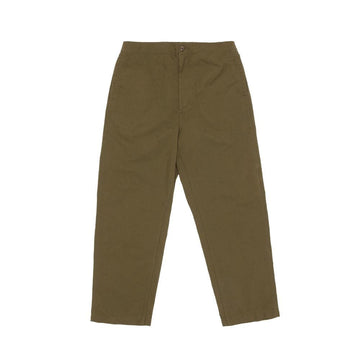 Work Easy Pant Brown