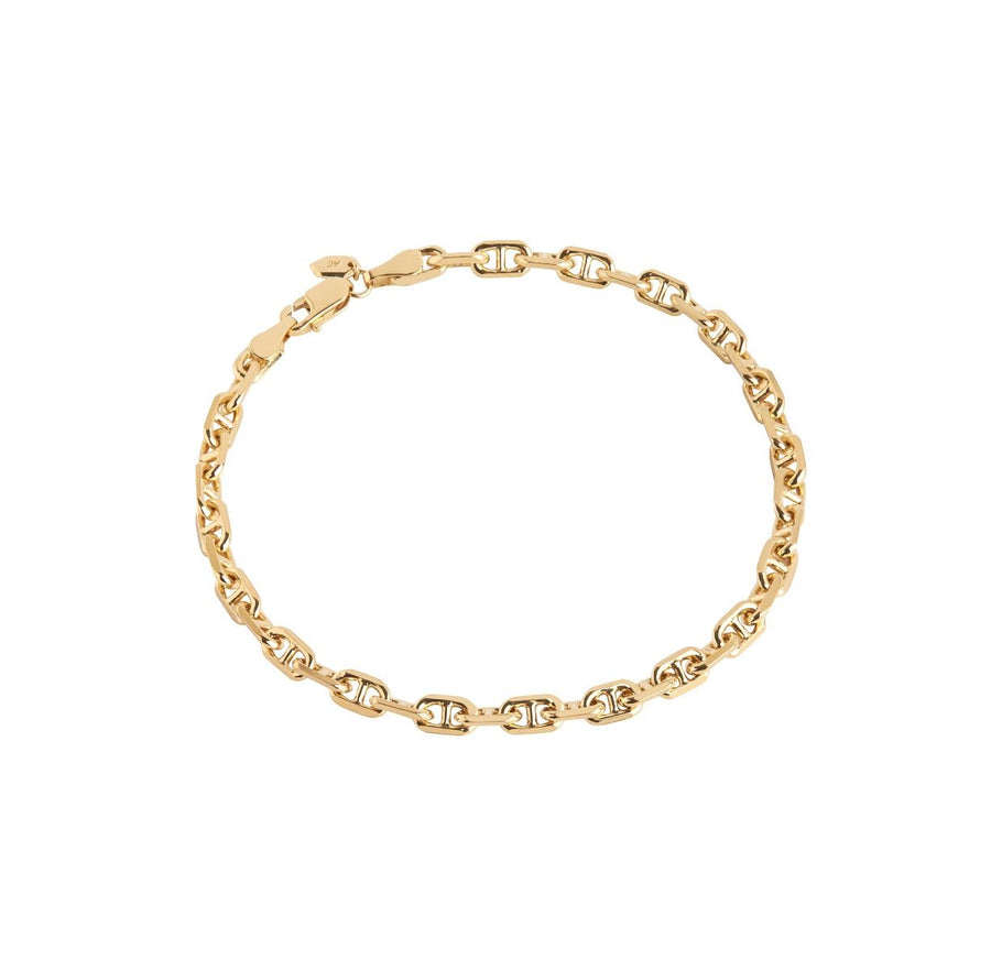 Porto Bracelet Small Gold HP