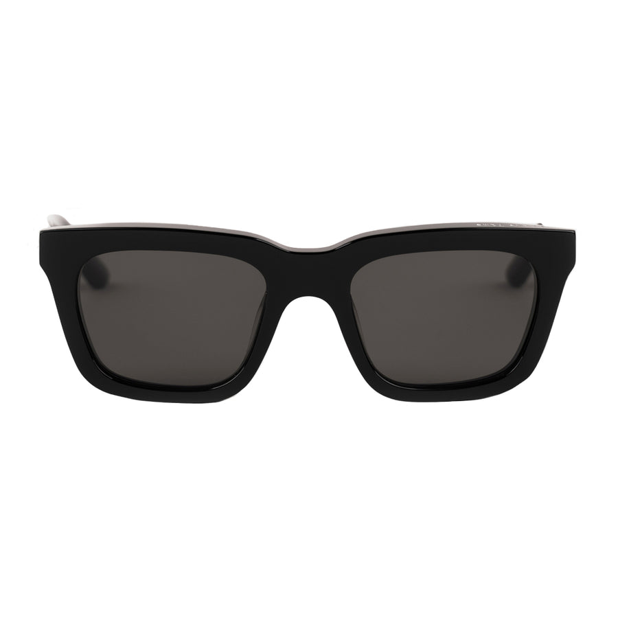 Style 6 Prime Time Black Mono Gloss Grey Polarised
