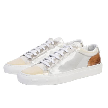 Achilles Low Clear White (Women)