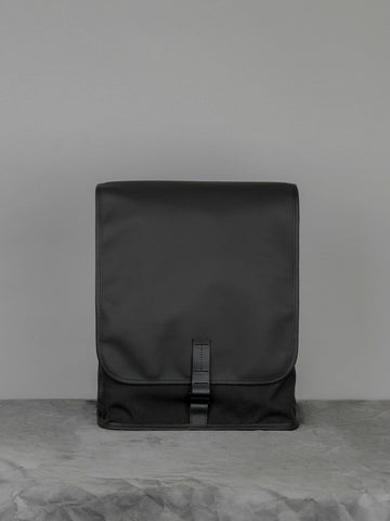 Ransel Backpack Dry Black Canvas