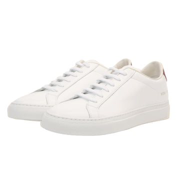 Retro Low 6058 White/Red (women)