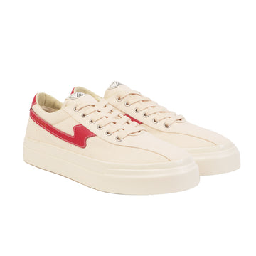 Dellow S-Strike Canvas Ecru & Red (women)