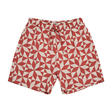 Namor Swim Shorts Red