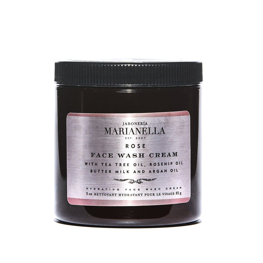 Marianella Soap rose face wash cream 8oz