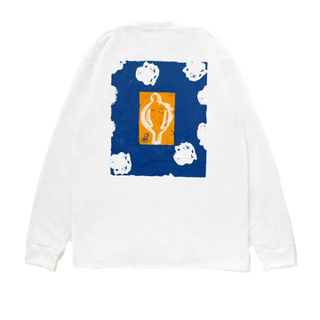 LS Tee ''Bruno'' White