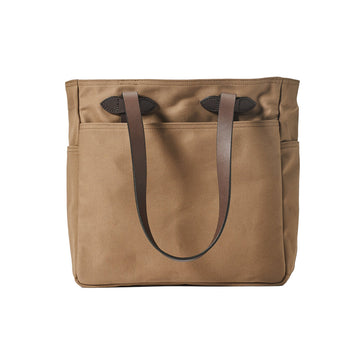 Tote Bag W/Out Zipper Sepia