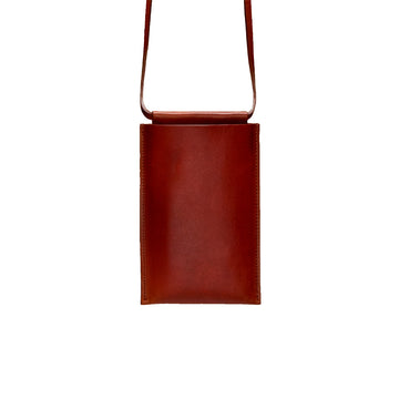 Iphone Sling (L) in Cognac