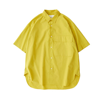 Oversized Short Sleeve Shirt Acid