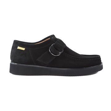 Buckle Koala Suede Black