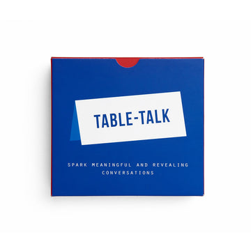 Table Talk Conversation placecards