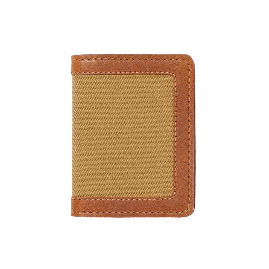 Outfitter Card Wallet Tan OS