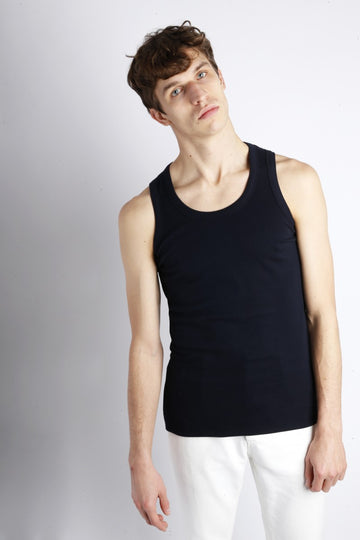 Tank Top Light Navy