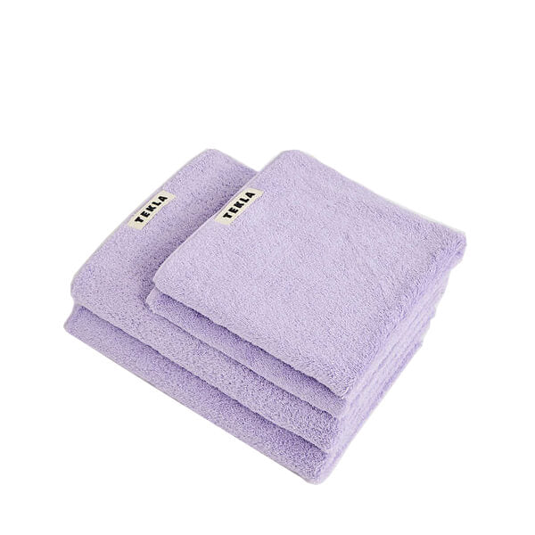 Terry Towel - Lavender