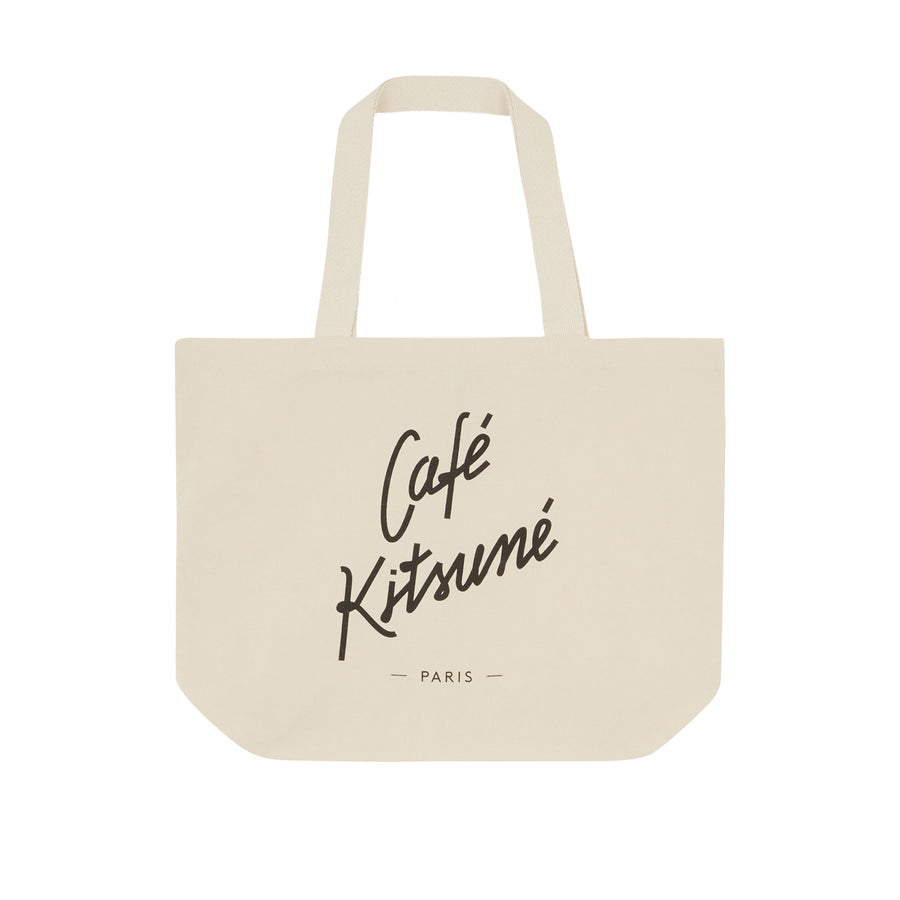Tote Bag Cafe Kitsune Latte U
