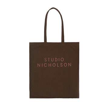 Studio Nicholson The Large Tote Chocolate Truffle