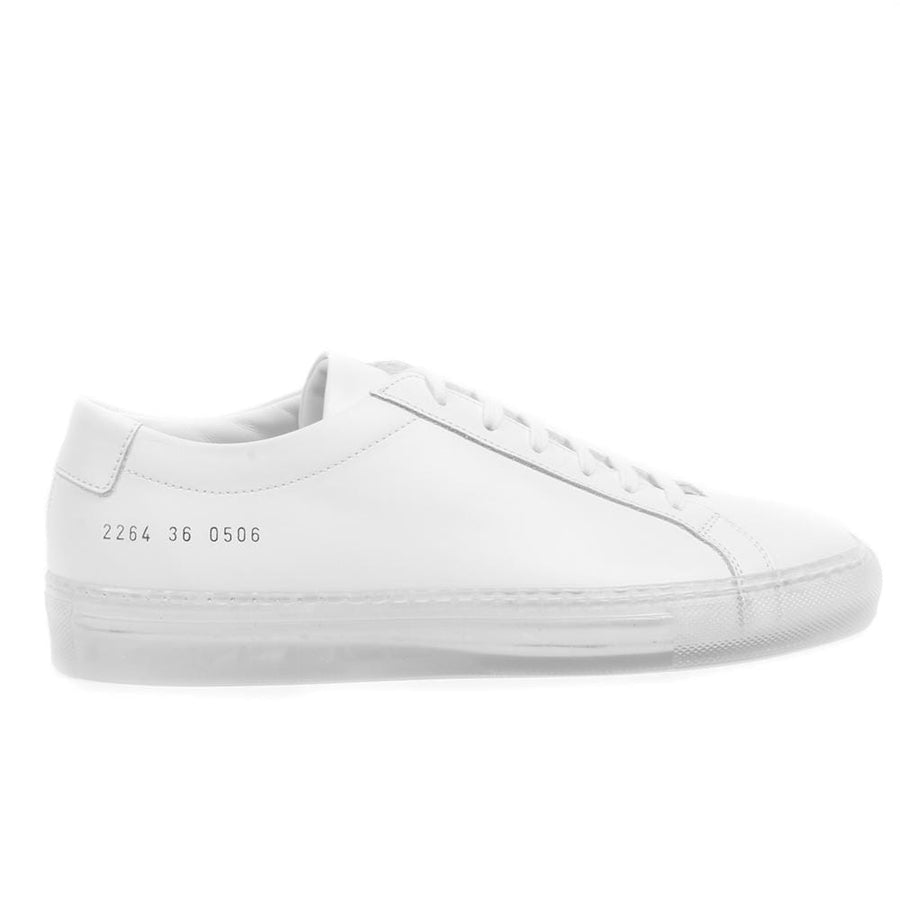 Original Achilles Low Transparent White (Men)
