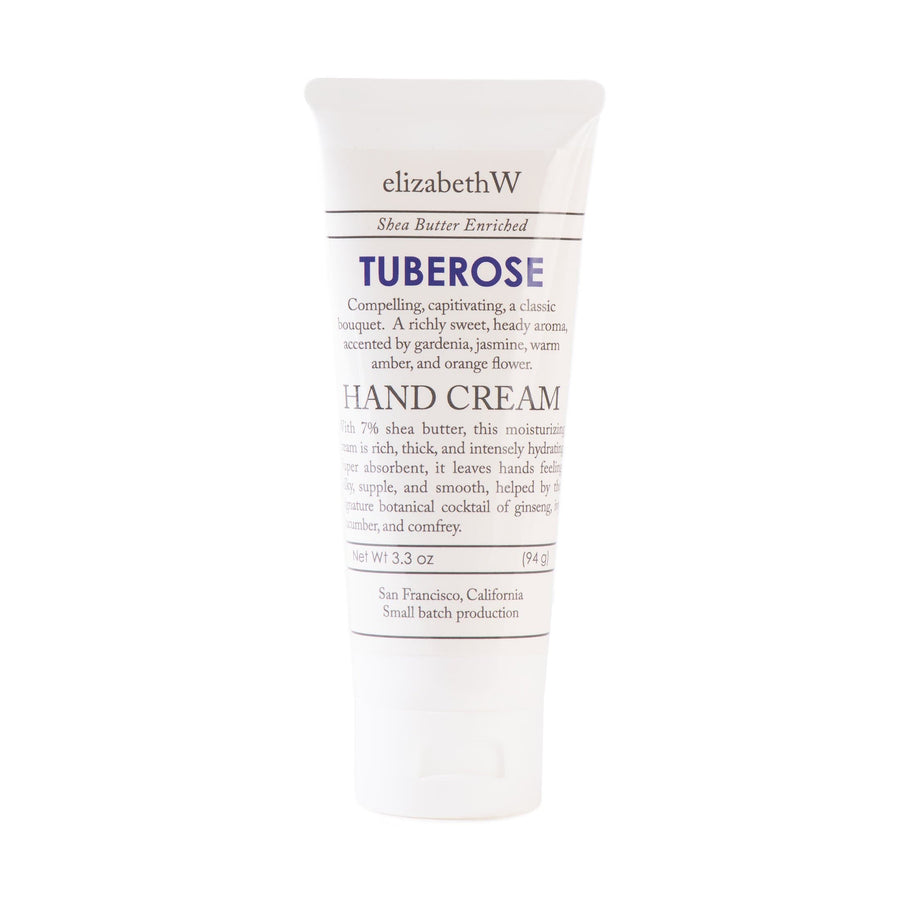hand cream tuberose 3.3 fl oz