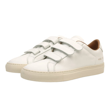 Achilles Low Velcro 6065 White (women)