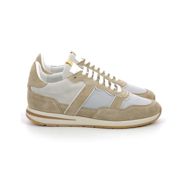 Low Sneakers Vida Beige