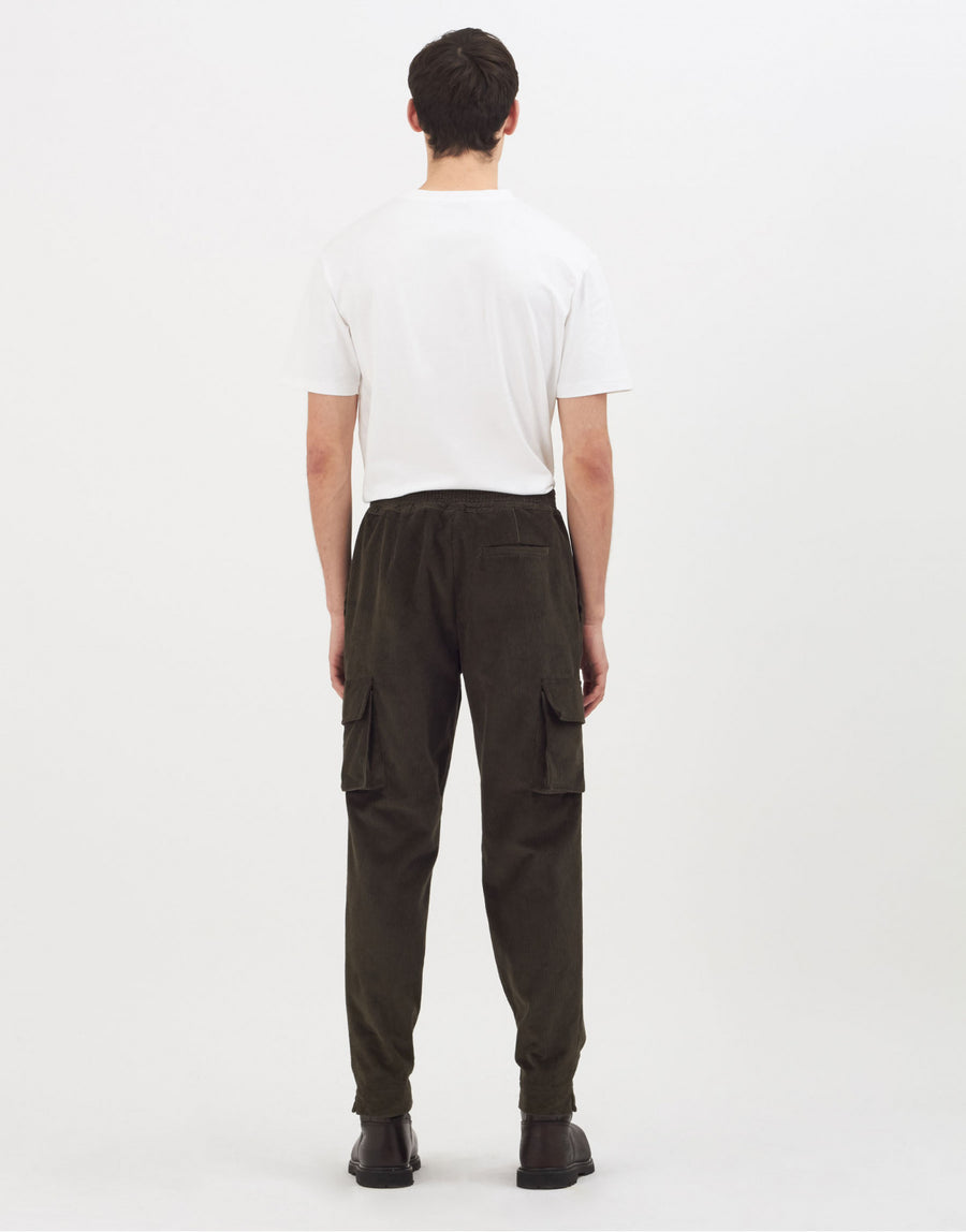Trousers Vincennes Olive