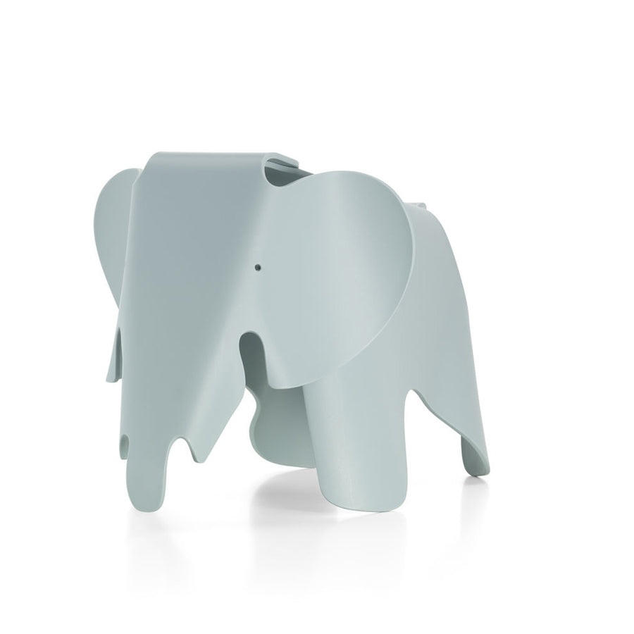 Eames Elephant, Ice Grey Polypropylene